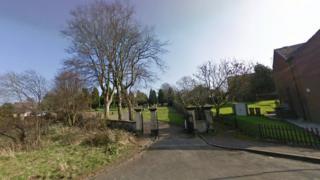 Bo'ness cemetery