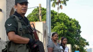 Suasan di Colombo, Sri Lanka