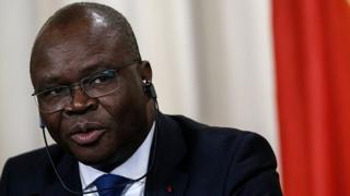 Le ministre béninois des affaires étrangères Aurélien Agbénonci