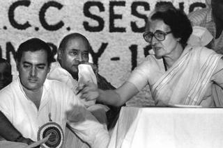 రాజీవ్గాంధీ, పి.వి.నరసింహారావు, ఇందిరాగాంధీ
