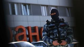 Крым, полиция