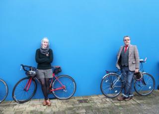 Harris Tweed Bike Ride on Lewis