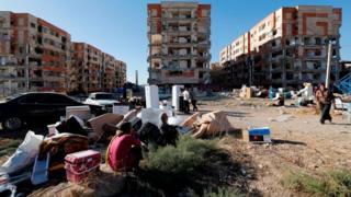 Selon une estimation officielle, 15 500 logements ont été détruits.