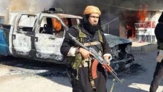 Washambuliaji nchini Iraq