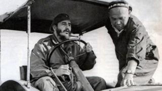 Fidel Kastro O'zbekistonda