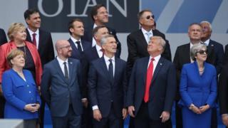 قمة حلف شمال الأطلسي (الناتو)