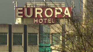 The Europa Hotel