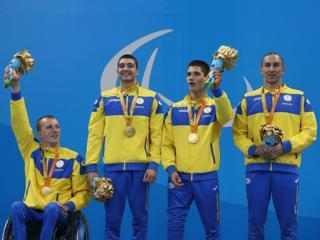 Україна на Паралімпіаді в Ріо здобула цьогоріч рекордну кількість медалей - 117
