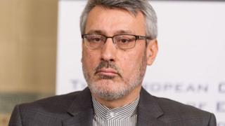 UK summons Iran ambassador over diplomat's 'unacceptable' arrest thumbnail
