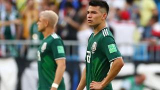 Lozano y Hernández lamentan la eliminación
