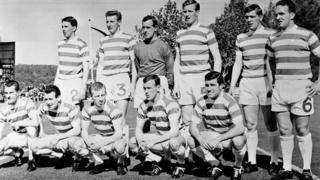 Lisbon Lions team