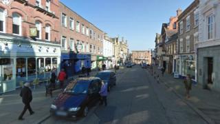 Wrexham High Street