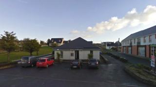 Bank of Ireland branch in Bunbeg