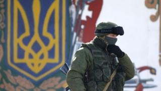 україський військовий