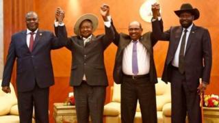 Yerjejeniyar zaman lafiya a Sudan ta Kudu