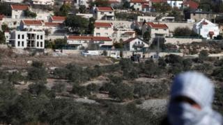 Еврейские поселения - одна из основных причин конфликта между Израилем и палестинцами