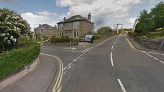 Gartcows Road/Major's Loan junction
