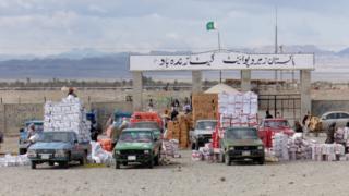 پاکستان ایران بارڈر