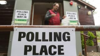 polling place in edinburgh