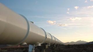 အနာဂတ်မှာ Hyperloop နဲ့ခရီးနှင်နိုင်မလား