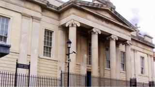 L'Derry Court house