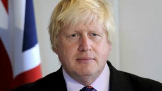 Boris Johnson zai yi ganawa ta farko da jami'an gwamnatin Trump mai jiran gado