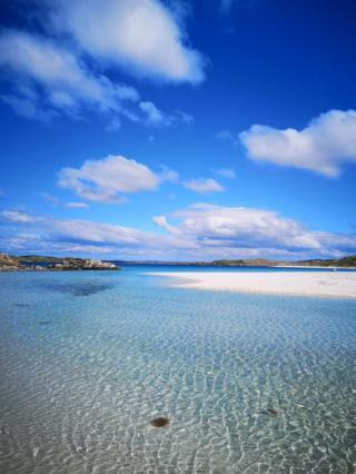 Reef Beach, on the Isle of Lewis
