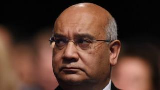 General election 2019: Labour's Keith Vaz will not stand for re-election