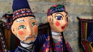 Куклы в Бухаре