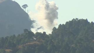 BBC na liniji fronta u Kašmiru