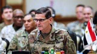 File photo of Votel