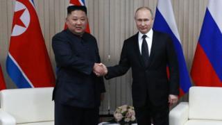 Putin dan Kim