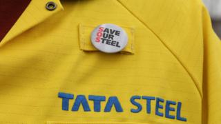 Port Talbot steel worker