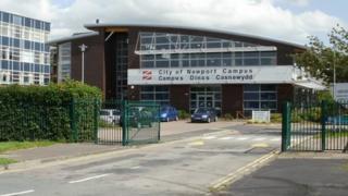 Coleg Gwent Newport campus