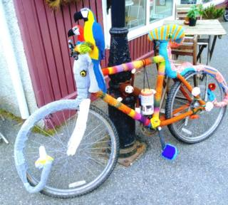 woolly bike