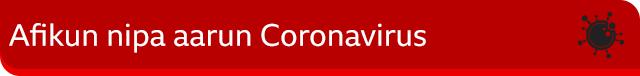 Afikun nipa aarun Coronavirus