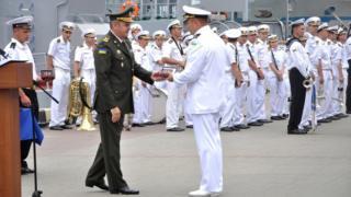 25-та річницю Військово-морських сил ЗСУ