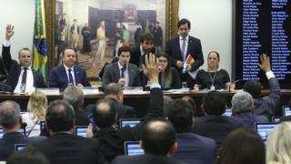 Reunião da Comissão Especial da reforma trabalhista