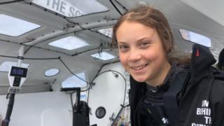 greta-thunberg-on-a-boat