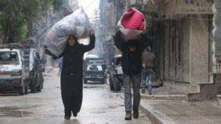 Сирія, місцеві жителі