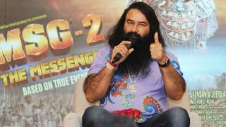 India rapist guru: Judge calls Gurmeet Ram Rahim Singh 'wild beast'