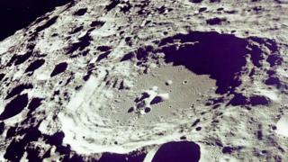 science The Moon