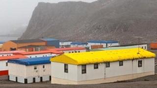 अंटार्टिका का गांव