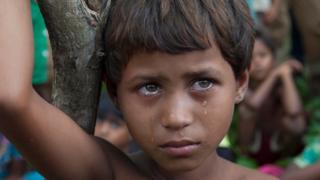 Pengungsi Rohingya.