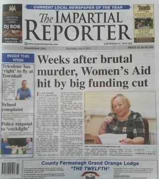 Impartial Reporter 7th July