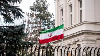 اقامتگاه سفیر ایران در وین