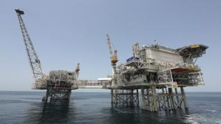 BP's new Azerbaijan Shah Deniz Bravo oil platform