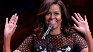 US First Lady, Michelle Obama