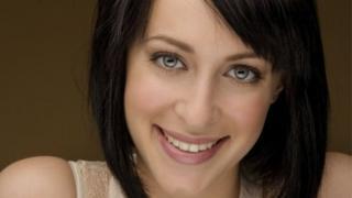 Australian actress Jessica Falkholt