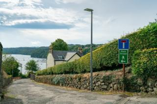 Is this Scotland's steepest street?